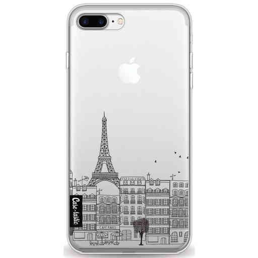 Casetastic Softcover Apple iPhone 7 Plus / 8 Plus - Paris City Houses