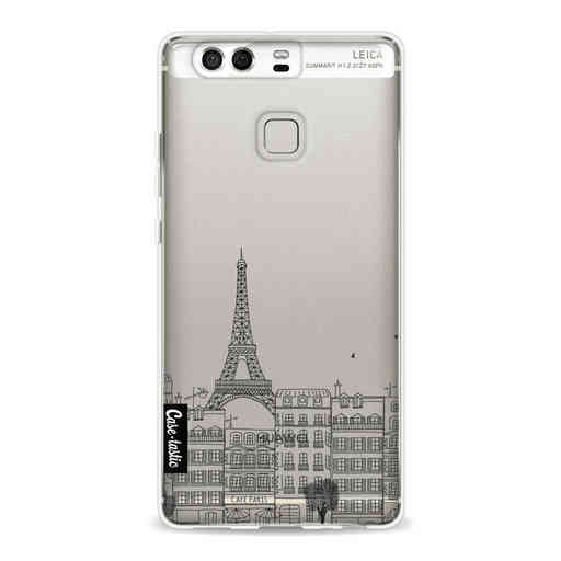 Casetastic Softcover Huawei P9 - Paris City Houses