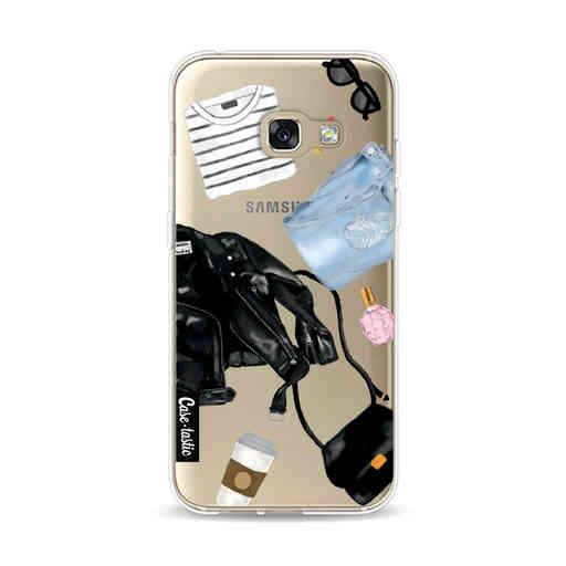 Casetastic Softcover Samsung Galaxy A3 (2017)  - Fashion Flatlay