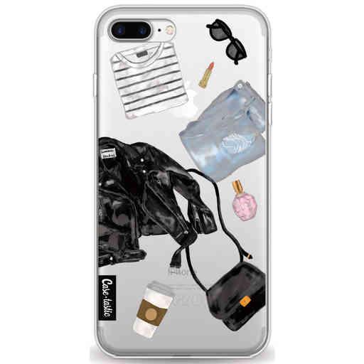 Casetastic Softcover Apple iPhone 7 Plus / 8 Plus - Fashion Flatlay