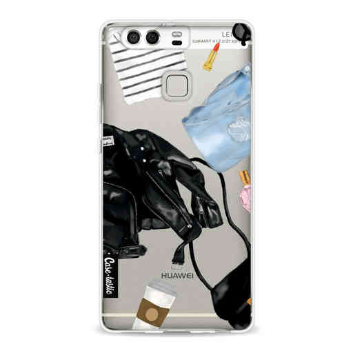 Casetastic Softcover Huawei P9 - Fashion Flatlay