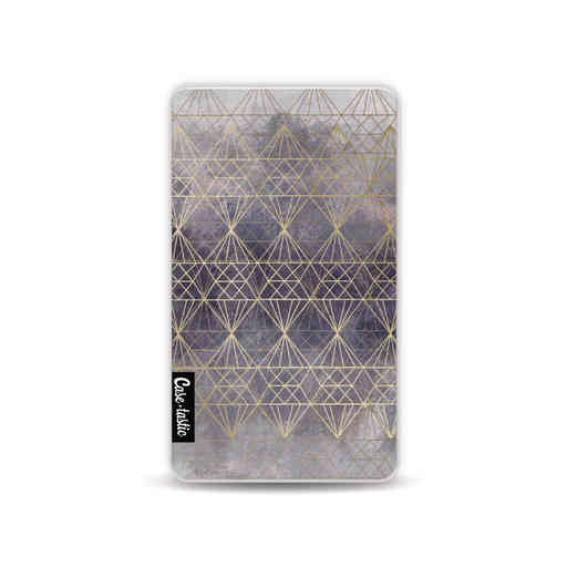 Casetastic Powerbank 4.000 mAh - Cold Diamonds