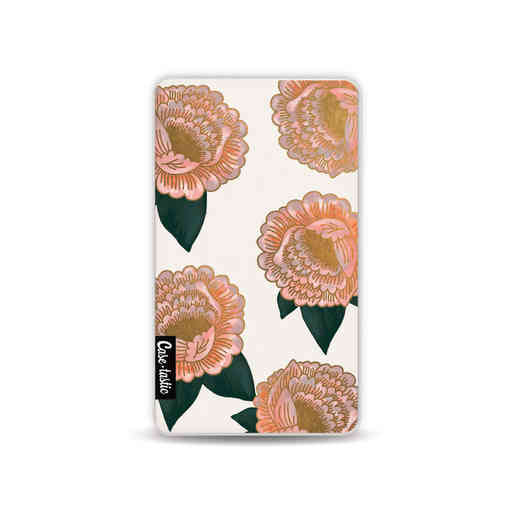 Casetastic Powerbank 4.000 mAh - Winterly Flowers