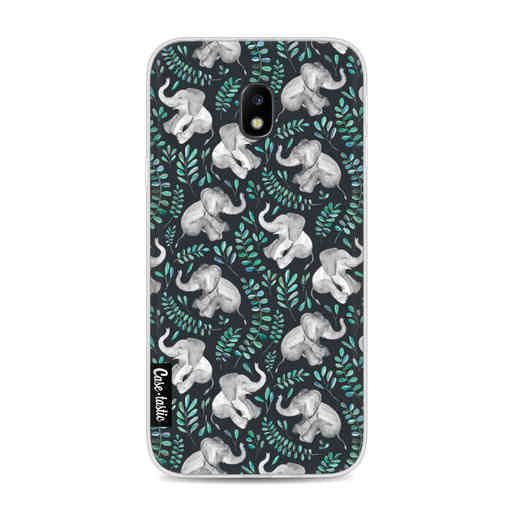 Casetastic Softcover Samsung Galaxy J3 (2017) - Laughing Baby Elephants