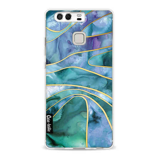 Casetastic Softcover Huawei P9 - The Magnetic Tide