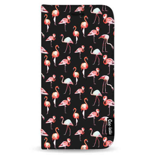 Casetastic Wallet Case Black Samsung Galaxy Note 8 - Flamingo Party