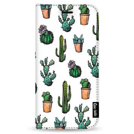 Casetastic Wallet Case White Samsung Galaxy Note 8 - Cactus Dream