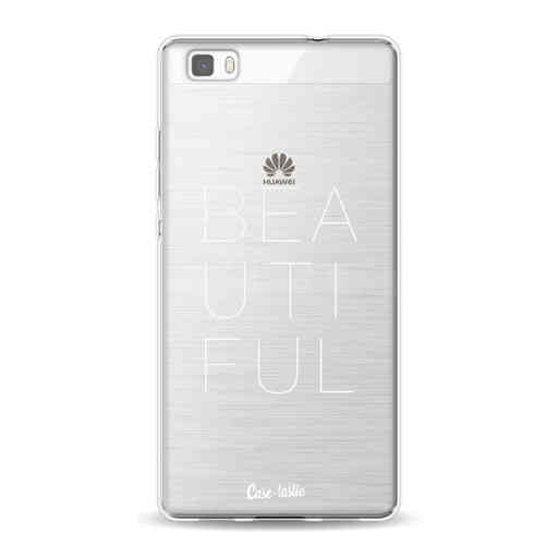 Casetastic Softcover Huawei P8 Lite (2015) - Beautiful