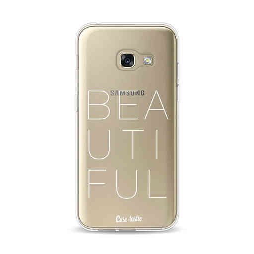 Casetastic Softcover Samsung Galaxy A3 (2017)  - Beautiful