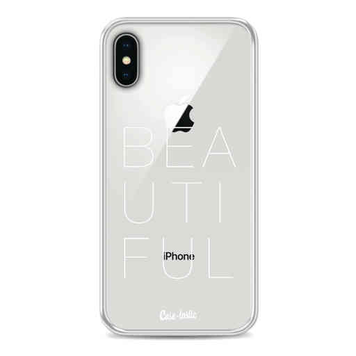 Casetastic Softcover Apple iPhone X / XS - Beautiful