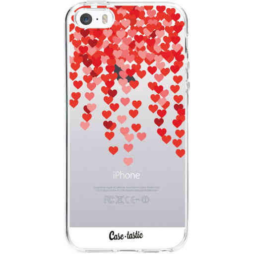 Casetastic Softcover Apple iPhone 5 / 5s / SE - Catch My Heart