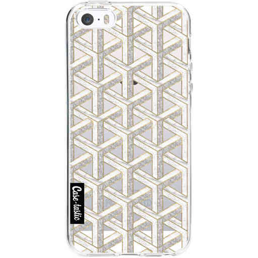 Casetastic Softcover Apple Iphone 5 5s Se Abstract Marble