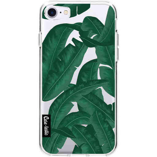 Casetastic Softcover Apple iPhone 7 / 8 / SE (2020) - Banana Leaves