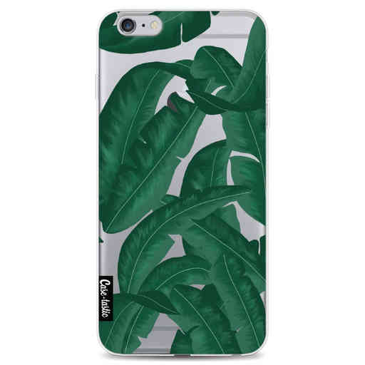 Casetastic Softcover Apple iPhone 6 Plus / 6s Plus - Banana Leaves