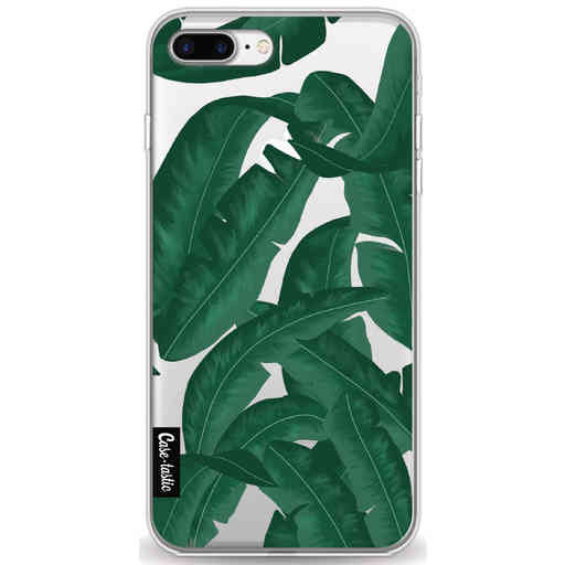 Casetastic Softcover Apple iPhone 7 Plus / 8 Plus - Banana Leaves