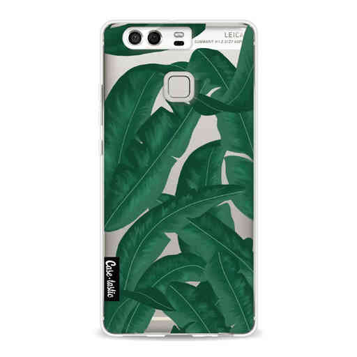 Casetastic Softcover Huawei P9 - Banana Leaves