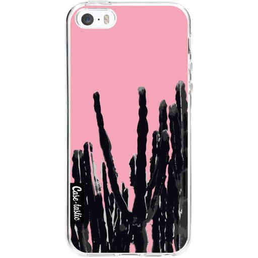 Casetastic Softcover Apple iPhone 5 / 5s / SE - Graphic Cactus