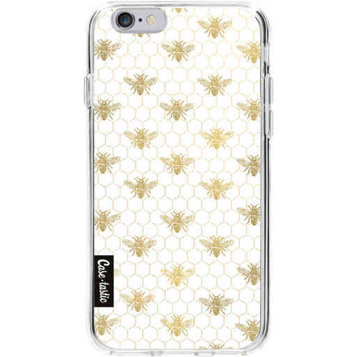 Casetastic Softcover Apple iPhone 6 / 6s - Golden Honey Bee