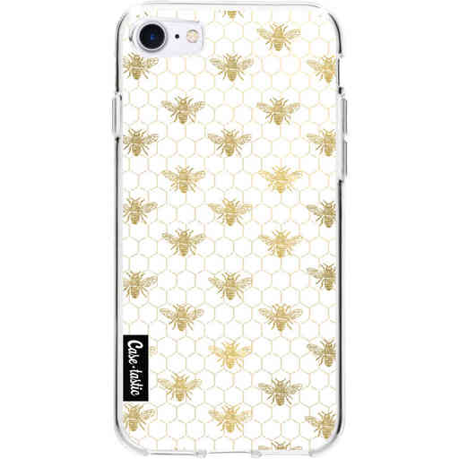 Casetastic Softcover Apple iPhone 7 / 8 / SE (2020) - Golden Honey Bee
