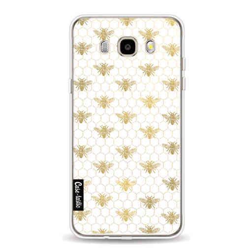 Casetastic Softcover Samsung Galaxy J5 (2016) - Golden Honey Bee