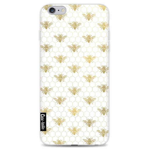 Casetastic Softcover Apple iPhone 6 Plus / 6s Plus - Golden Honey Bee