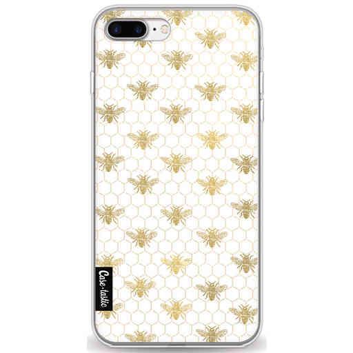 Casetastic Softcover Apple iPhone 7 Plus / 8 Plus - Golden Honey Bee