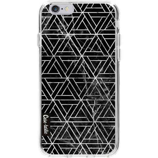 Casetastic Softcover Apple iPhone 6 / 6s - Abstract Marble Triangles