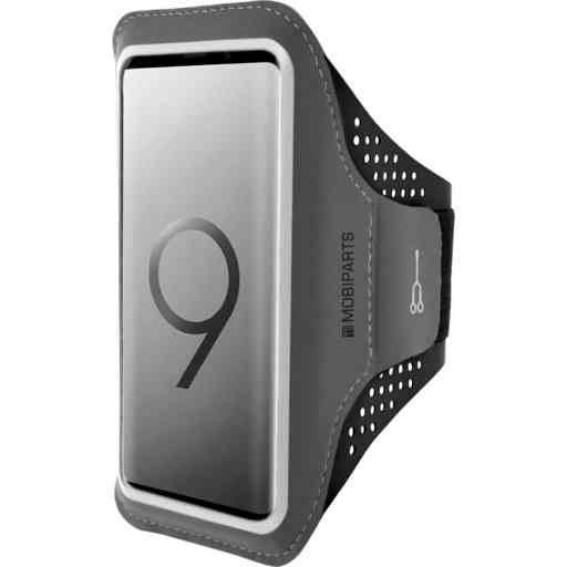 Casetastic Comfort Fit Sport Armband Samsung Galaxy S9 Black
