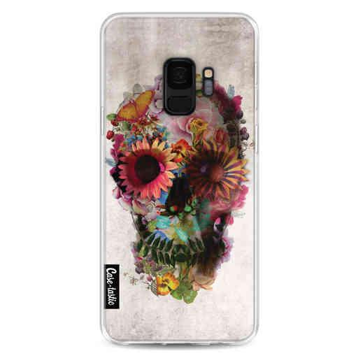 Casetastic Softcover Samsung Galaxy S9 - Skull 2
