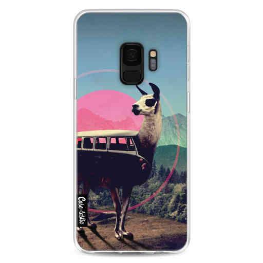 Casetastic Softcover Samsung Galaxy S9 - Llama