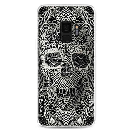 Casetastic Softcover Samsung Galaxy S9 - Lace Skull