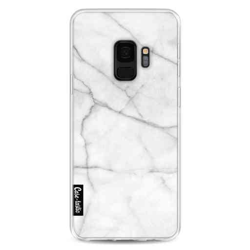 Casetastic Softcover Samsung Galaxy S9 - White Marble