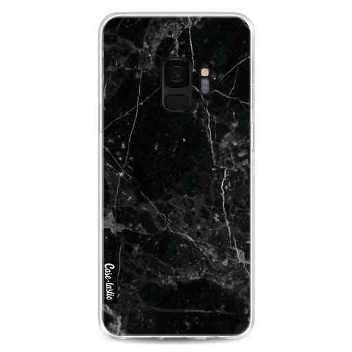 Casetastic Softcover Samsung Galaxy S9 - Black Marble