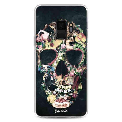 Casetastic Softcover Samsung Galaxy S9 - Vintage Skull