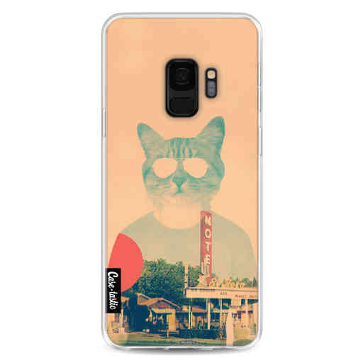 Casetastic Softcover Samsung Galaxy S9 - Cool Cat