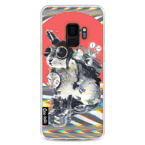 Casetastic Softcover Samsung Galaxy S9 - Time Traveller