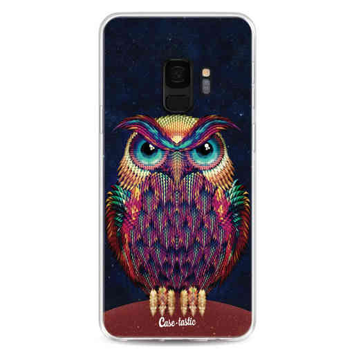 Casetastic Softcover Samsung Galaxy S9 - Owl 2