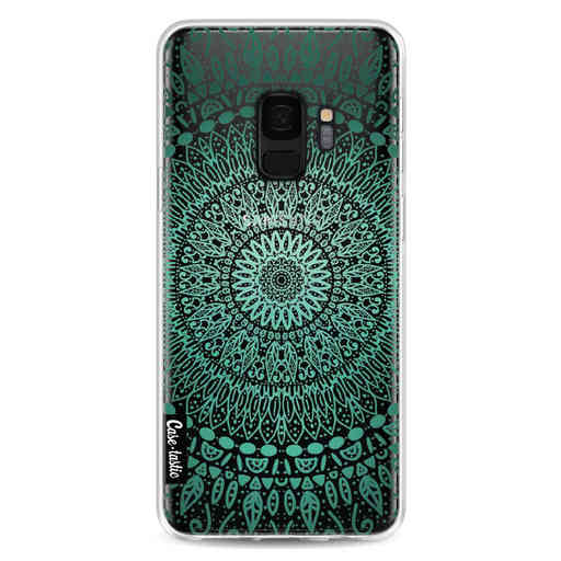 Casetastic Softcover Samsung Galaxy S9 - Chic Mandala