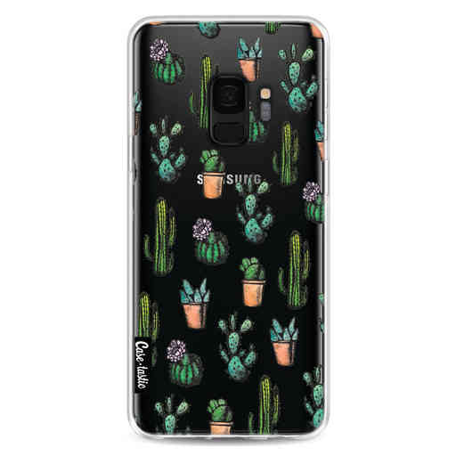 Casetastic Softcover Samsung Galaxy S9 - Cactus Dream