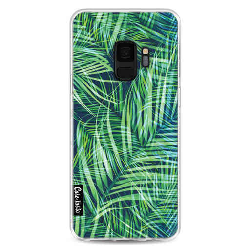 Casetastic Softcover Samsung Galaxy S9 - Palm Leaves
