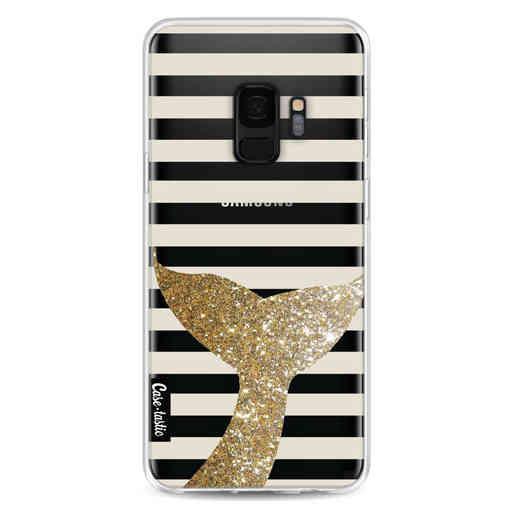 Casetastic Softcover Samsung Galaxy S9 - Glitter Sirene Tail