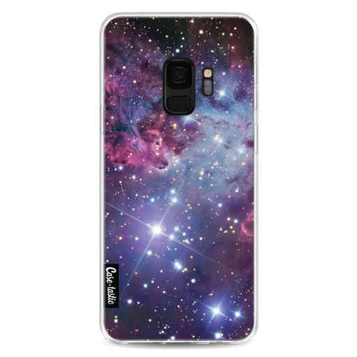 Casetastic Softcover Samsung Galaxy S9 - Nebula Galaxy