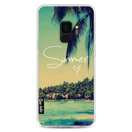 Casetastic Softcover Samsung Galaxy S9 - Summer Love