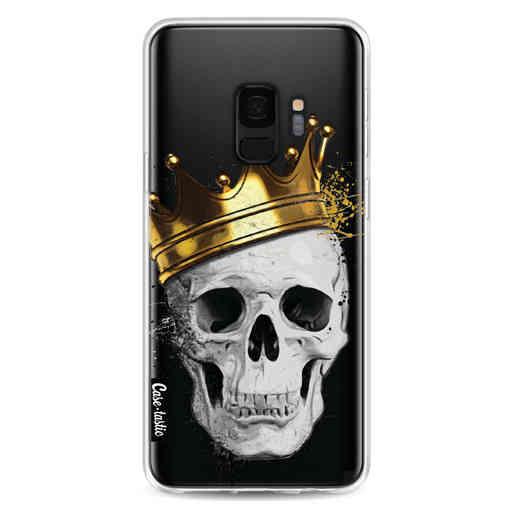 Casetastic Softcover Samsung Galaxy S9 - Royal Skull