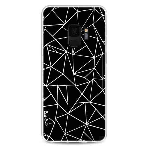 Casetastic Softcover Samsung Galaxy S9 - Abstraction Outline
