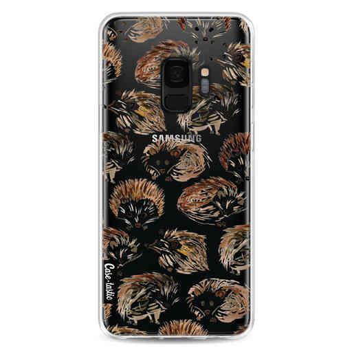 Casetastic Softcover Samsung Galaxy S9 - Hedgehogs