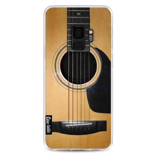 Casetastic Softcover Samsung Galaxy S9 - Guitar