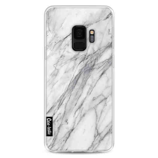Casetastic Softcover Samsung Galaxy S9 - Marble Contrast