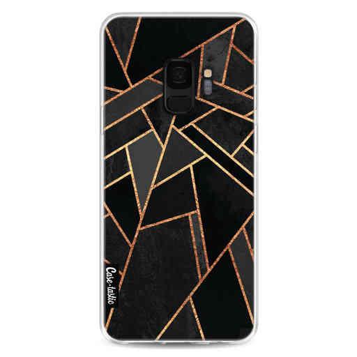 Casetastic Softcover Samsung Galaxy S9 - Black Night