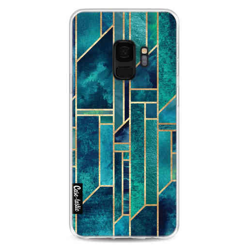 Casetastic Softcover Samsung Galaxy S9 - Blue Skies